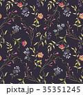ベクター 植物 花のイラスト 35351245
