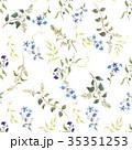 ベクター 植物 花のイラスト 35351253