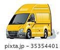 ベクトル 車 自動車のイラスト 35354401