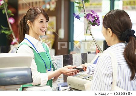 スーパーマーケット 35368387