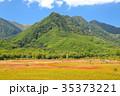 風景 草紅葉 秋の写真 35373221