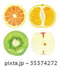フルーツ・果物 35374272