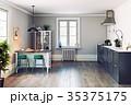 キッチン 厨房 台所のイラスト 35375175