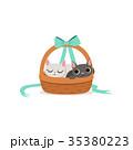ねこ ネコ 猫のイラスト 35380223