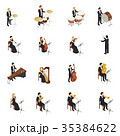 Orchestra People Set 35384622
