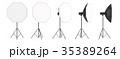 立体 3D 3Dのイラスト 35389264