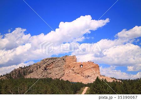 クレイジーホース記念碑(アメリカ) 35390067