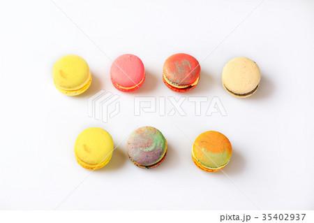 マカロン お菓子の写真素材 [35402937] - PIXTA
