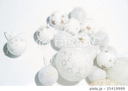 クリスマス オーナメントの写真素材 [35419999] - PIXTA
