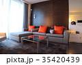 ホテル客室 35420439