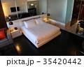 ホテル客室 35420442