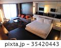 ホテル客室 35420443