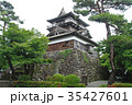 丸岡城 現存天守 重要文化財の写真 35427601