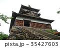 丸岡城 現存天守 重要文化財の写真 35427603