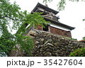 丸岡城 現存天守 重要文化財の写真 35427604