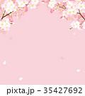 桜 春 花のイラスト 35427692