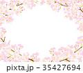 桜 春 花のイラスト 35427694