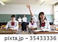 女子学生 35433336