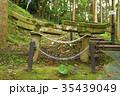 牛根麓稲荷神社の埋没鳥居 35439049
