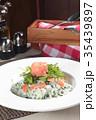 リゾット 食 料理の写真 35439897