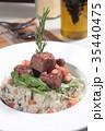リゾット 食 料理の写真 35440475