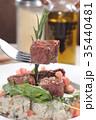 リゾット 食 料理の写真 35440481