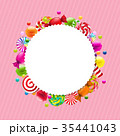 Candy Background 35441043