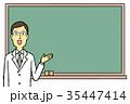 医師 黒板 35447414