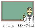 医師 黒板 35447418