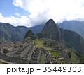 マチュピチュ 遺跡 インカ帝国の写真 35449303