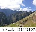 マチュピチュ 遺跡 インカ帝国の写真 35449307