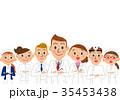 医療チーム 35453438