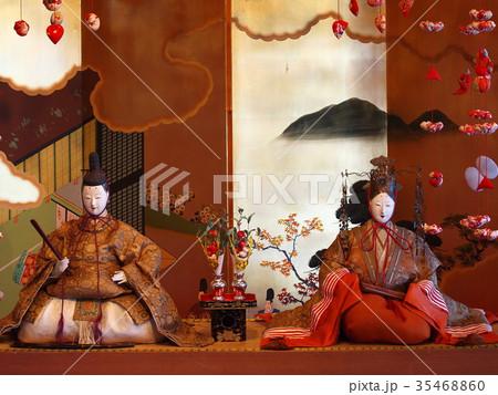 伊豆稲取の雛のつるし飾りまつり 35468860