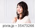 ヘアスタイル 女性 若いの写真 35473266