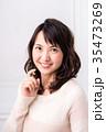 ヘアスタイル 女性 若いの写真 35473269