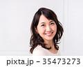 ヘアスタイル 女性 若いの写真 35473273