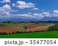 風景 北海道 美瑛の写真 35477054