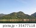 佐渡島 佐渡 山の写真 35477118