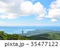 佐渡島 風景 自然の写真 35477122