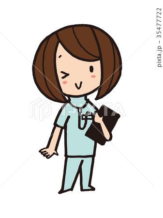 看護師 35477722