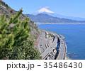 さった峠からの春の風景-6936 35486430