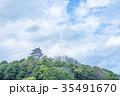 唐津城 舞鶴城 城の写真 35491670