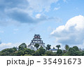 唐津城 舞鶴城 城の写真 35491673