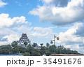 唐津城 舞鶴城 城の写真 35491676