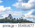 唐津城 舞鶴城 城の写真 35491677