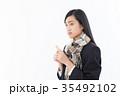女子高生 受験生  35492102