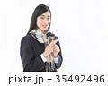 女子高生 受験生  35492496
