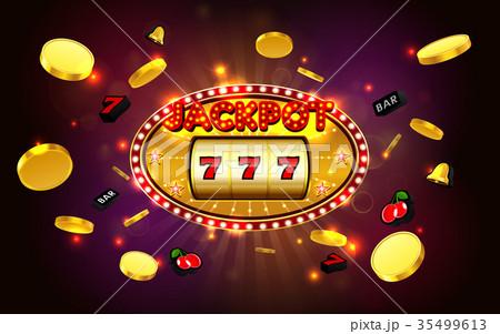 jackpot lucky wins golden slot machine casino 35499613
