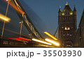 Rush hour in London, view to the Tower Bridge, 35503930