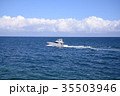 海 沖縄 夏の写真 35503946
